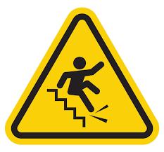 Danger Stairs